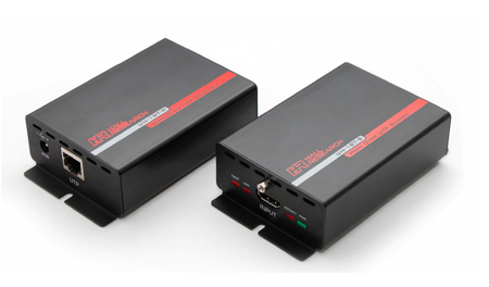 Hall Research UH-1BTX 330 Ft. HDBaseT HDMI over UTP Extender (Sender & Receiver)