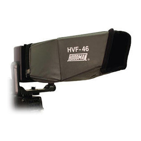 Hoodman HVF-46 View Finder Sun Shade 3in to 7in