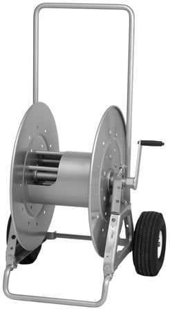 Hannay ATC1250 Portable Cable Reel (All Terrain Tires)