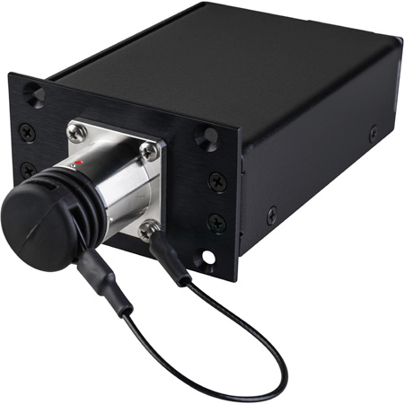 Camplex SMPTE EDW Jack to 2 ST Fiber & 8-Pin AMP for 1RU HYMOD Systems