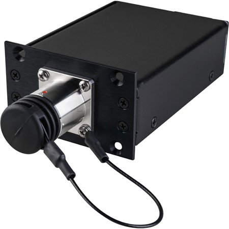 Camplex HYMOD-1R04 SMPTE EDW Jack to 2 ST Fiber & 8-Pin AMP for 1RU HYMOD Systems