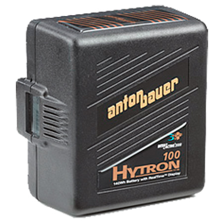 Anton Bauer Hytron 100 - 100 Watt Hour 14.4 NiMH Battery