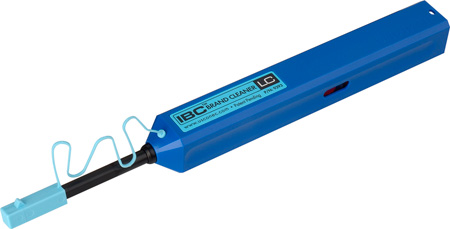 IBC One-Click Fiber Cleaner for LC Connectors with PC & APC Polish