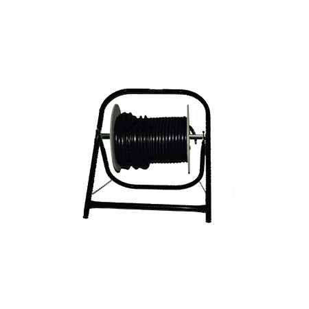 ICM CC2016B 20x16 Cable Caddy w/Clip- Black