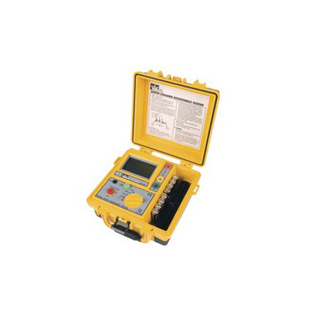 Ideal 61-796 Earth Ground Resistance Tester (3-Pole)