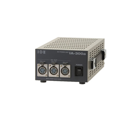 IDX Triple Output Camera Supply  210 Watts