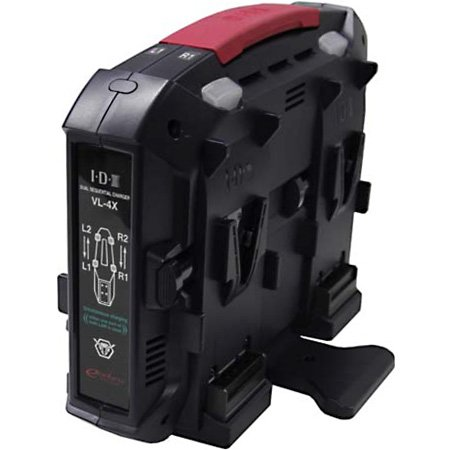 IDX VL-4X Lightweight V-Mount Quad Charger