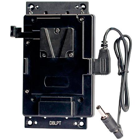 ikan BMPCC-PBK-BC-S Blackmagic Pocket Cinema Camera Belt Clip Pro Battery Kit for V-Mount