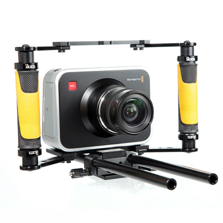 Ikan ELE-BCKFLY BlackFly Cinema Camera Handheld Rig