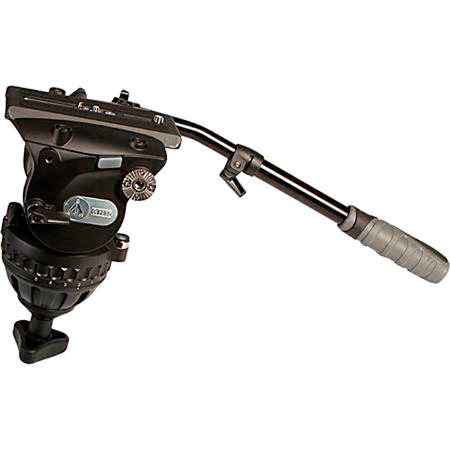 ikan GH15 GH15 100mm Pro Fluid Video Head 33 lbs max (E-Image)