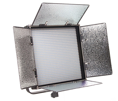 ikan IFD1024 DayLight LED Light w/AB and Sony-V Mount Plates