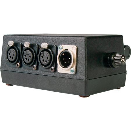 ikan KPDM-100QR 4 Output Power Distribution Module w/ Quick Snap Rail Mount (Kahunas)