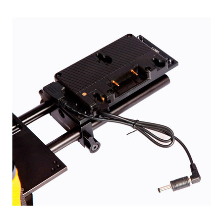 ikan BMC-PBK-1-A BMC Over / Under Pro Battery Rail Kit for AB Mount