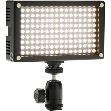 Ikan iLED-144 On-Camera Bi-Color LED Flood Light