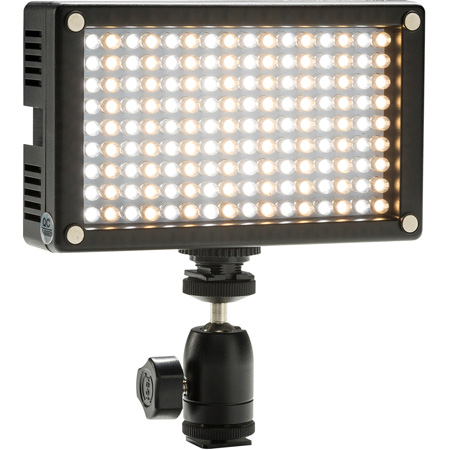 Ikan ILED-144 On-Camera Dual Color LED Light