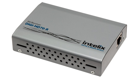 Intelix DIGI-HD70-R HDBaseT HDMI Video & Audio Extender - Receiver