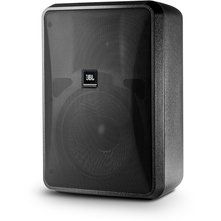 JBL Control 28-1  High-Output Indoor/Outdoor Background/Foreground Speaker (Pair) - Black