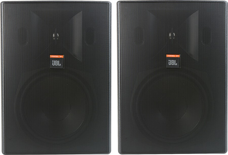 JBL Control 28T-60 70.7V or 110V Speaker (PAIR) White