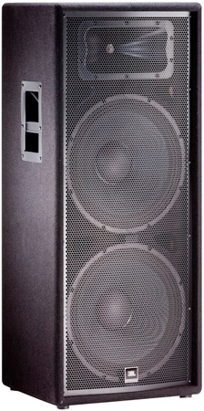 JBL JRX225 Dual 15 Inch Two-Way  Sound Reinforcement Loudspeaker System