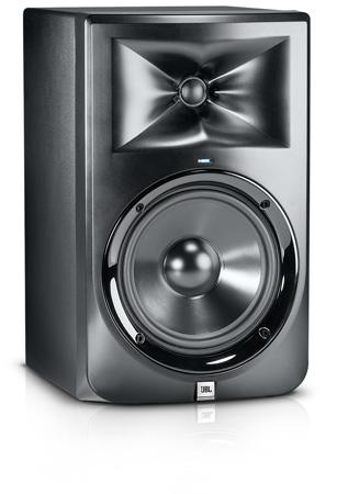 JBL LSR308 8 Inch Two-Way Powered Studio Monitor