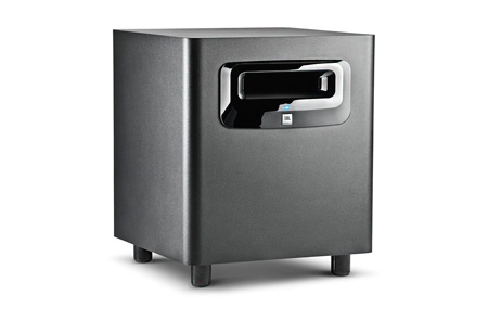 JBL LSR310S 10 Inch Powered Studio Subwoofer with XLF