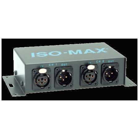 Jensen PB-2XX Stereo Audio Input/Output Isolator