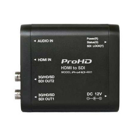 JVC ProHD-4601 HDMI to SDI Converter