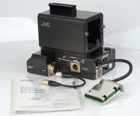 JVC KA-F5603U Studio kit for JVC KY-F560E (SDI interface)
