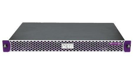 Miranda Kaleido-X16 16 Input 3G/HD/SD and Analog Video Multi-viewer Dual Head