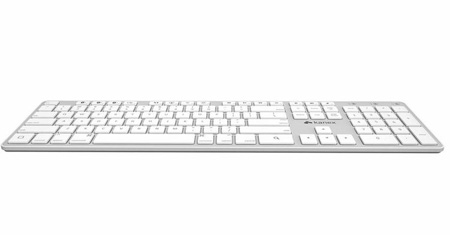 Kanex QWERTYX-V2 Multi-Sync Bluetooth Keyboard