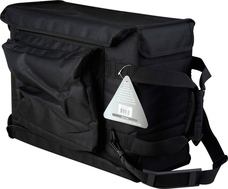 Kaces 4 Space Nylon Rack Case