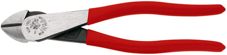 Klein Tools D228-8 8 Inch (203 mm) High-Leverage Diagonal-Cutting Pliers