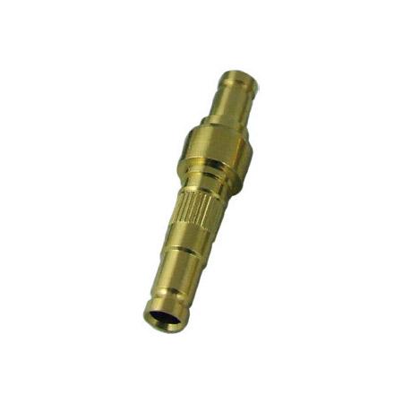 Kings 034G-034-00003H DIN-Jack/DIN-Jack Inline - Gold