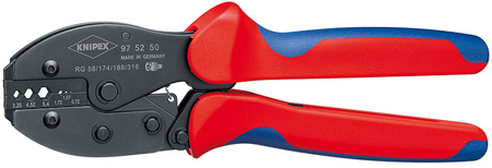 Knipex 97 52 50 PreciForce Crimping Pliers