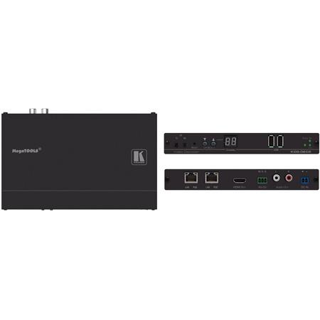 Kramer KDS-DEC6 4K60 4:2:0 HDCP 2.2 Video Decoder