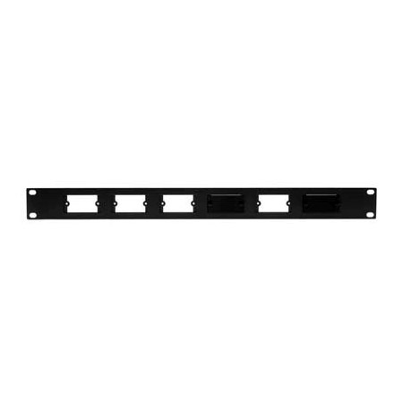 Kramer 19 Inch Rack Frame for 6 Small Wall Plate Adapters