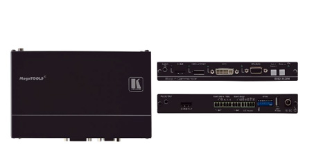 Kramer SID-X3N 4-Input Multi-Format Video over HDMI Transmitter & Step-In Commander