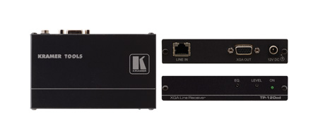 Kramer TP-120-OD VGA over Twisted Pair Receiver with EMP Protection