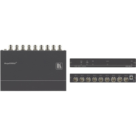 Kramer VM-8UX 1:8 4K 12G SDI Distribution Amplifier