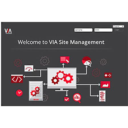 Kramer VSM-UNLTD VIA Site Management License - Unlimited VIA Gateways