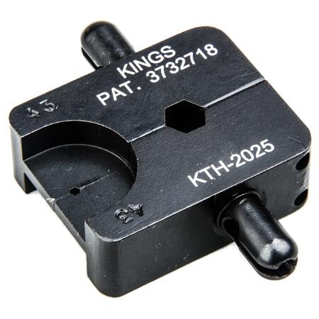 Kings KTH-2025 Crimp Die for Kings 2065-11-9 BNC Connectors