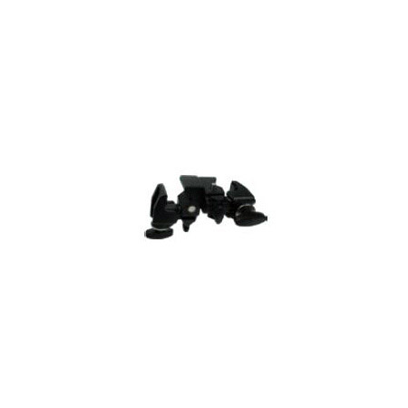 Kupo G702311 Double Convi Clamp - Black