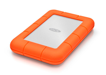 LaCie 301558 1TB Rugged Mini Disk USB 3.0