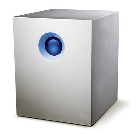 LaCie STFC40000400 40TB Enterprise Class 5big Thunderbolt 2 for Professional 4K Workflows RAID Storage