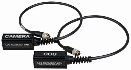 Laird Digital Cinema LDC-CCA5-2-RJ45 CCA-5 8-Pin Hirose to RJ45 Adapters