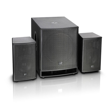 LD Systems DAVE 18 G3 - Compact 18 Inch Active PA System
