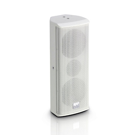 LD Systems SAT242G2W - 2x4 Inch Passive Installation Speaker White