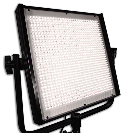 MicroBeam 1024 LED Light Tungsten 3200K Flood 60 Degrees V-Mount