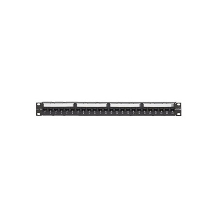 Leviton 6A586-U24 eXtreme 10G CAT 6A QuickPort 24-Port Patch Panel