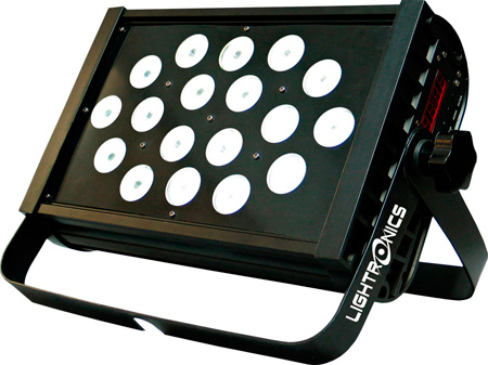 Lightronics FXLD1018R4I LED Wash Lighting Fixture